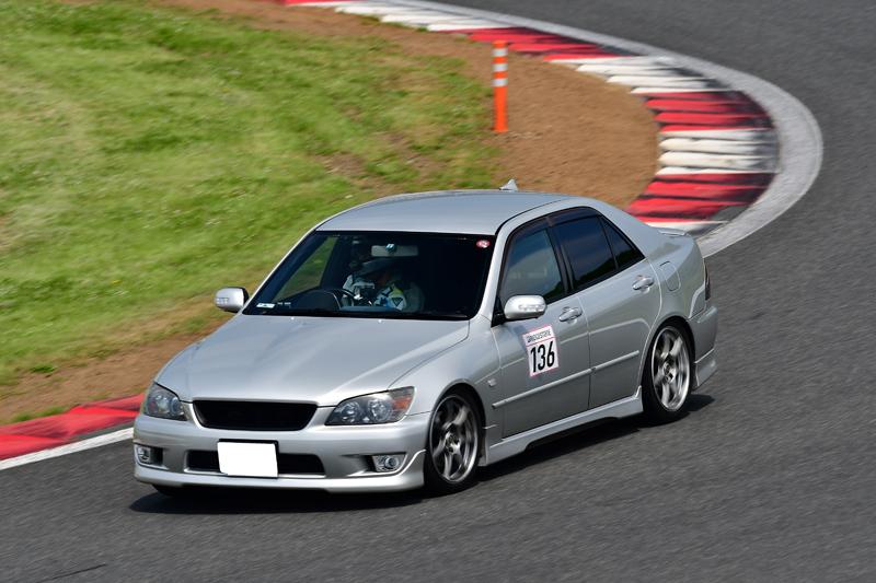 No.136:トヨタ アルテッツァ GXE10
