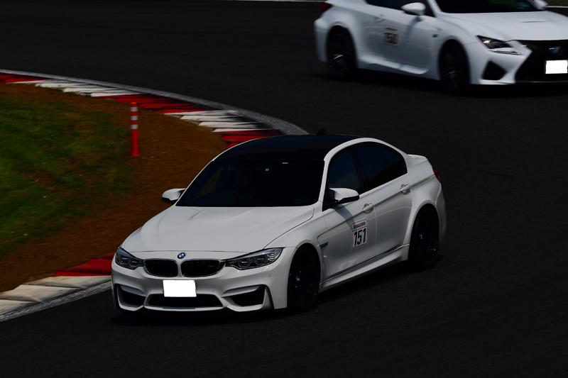 No.151:BMW M3 (F80)