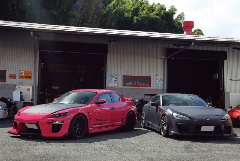 Nakamura Racing Factory (NRF)