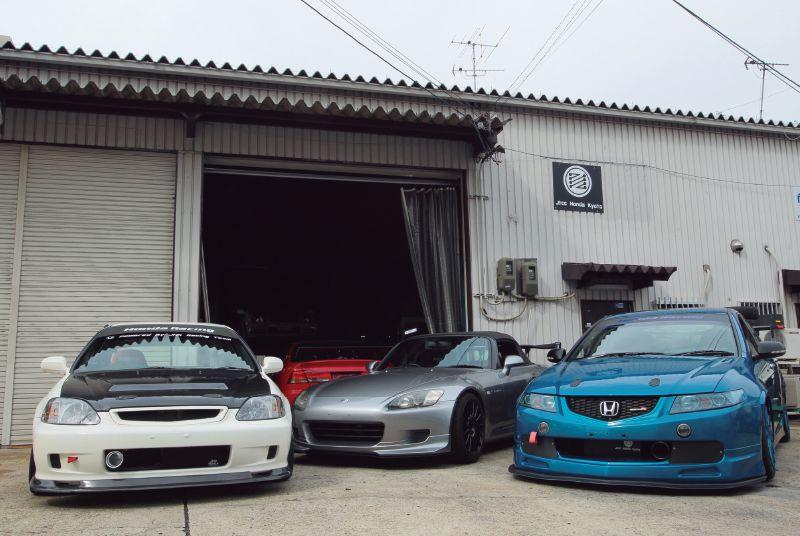Jtcc Honda Kyoto(J.H.K)
