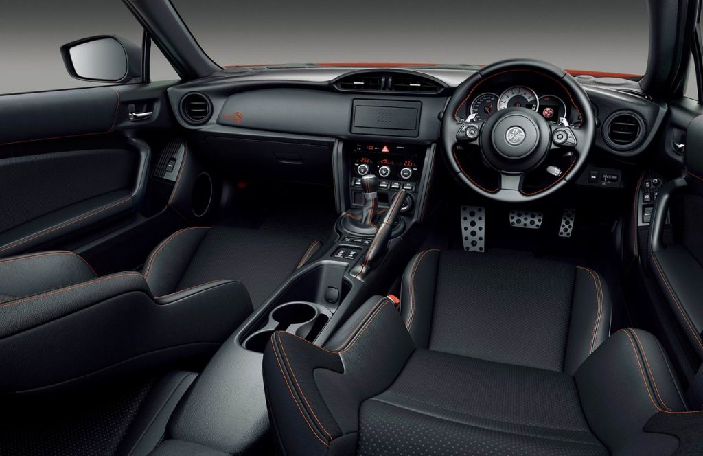 トヨタ86にブレンボブレーキの「ハイパフォーマンスパッケージ」が追加設定される -