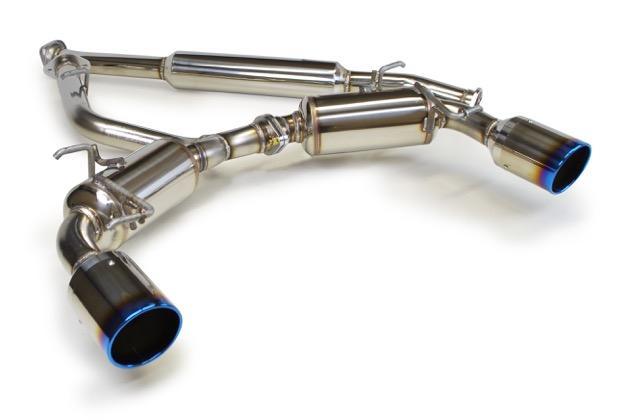水平対向エンジンらしい重低音を奏でるゼロスポーツのBRZ/86用マフラー - worldleaguer_zc6