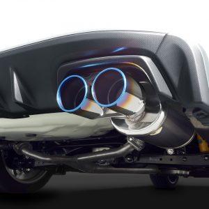 ゼロスポーツからWRX S4用チタンテールマフラーが新登場