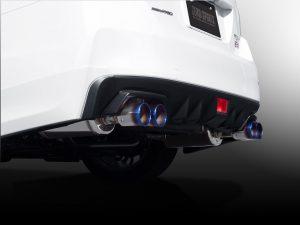 ゼロスポーツからWRX S4用チタンテールマフラーが新登場 - worldleaguer_vag03_s