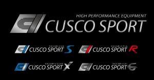 クスコから単筒ショックアブソーバーの新型車高調「クスコスポーツ」シリーズが登場 - cusco_sport_all_logo