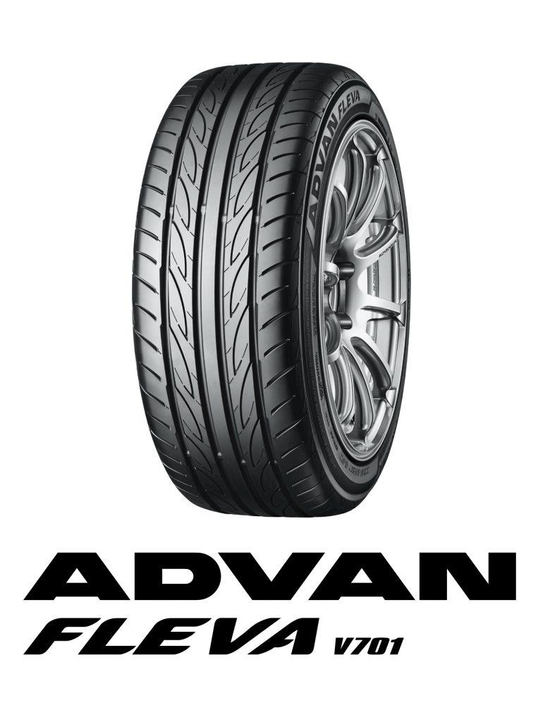 ADVAN FLEVA V701に16~19インチの15サイズが追加設定