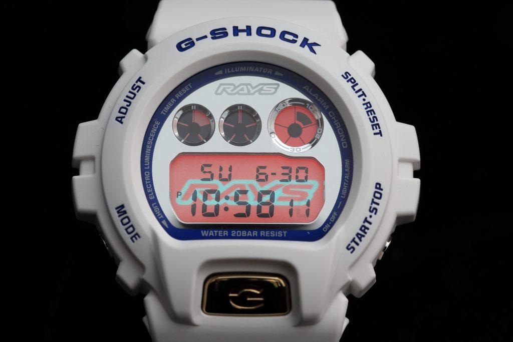 500本限定! レイズとG-SHOCKのコラボレーションウォッチをWEBで販売中! -