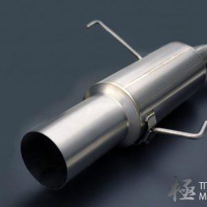 近藤エンジニアリングのスバル用フルチタンマフラーが、いまなら特別価格で手に入る!