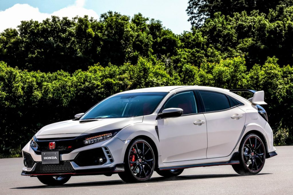 CIVIC TYPE R(FRONT)