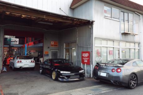 RACING SERVICE MATSUMOTO