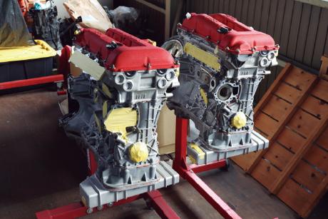 RACING SERVICE MATSUMOTO:コンプリートエンジン
