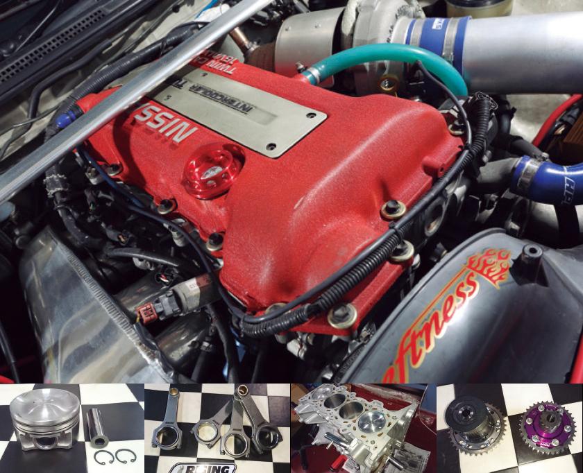RACING SERVICE MATSUMOTO:SRエンジンOH&チューニング