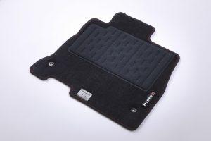 【NISMO】こだわりを盛り込んだノートe-POWER寒冷地仕様車用フロアマット【 E12用】