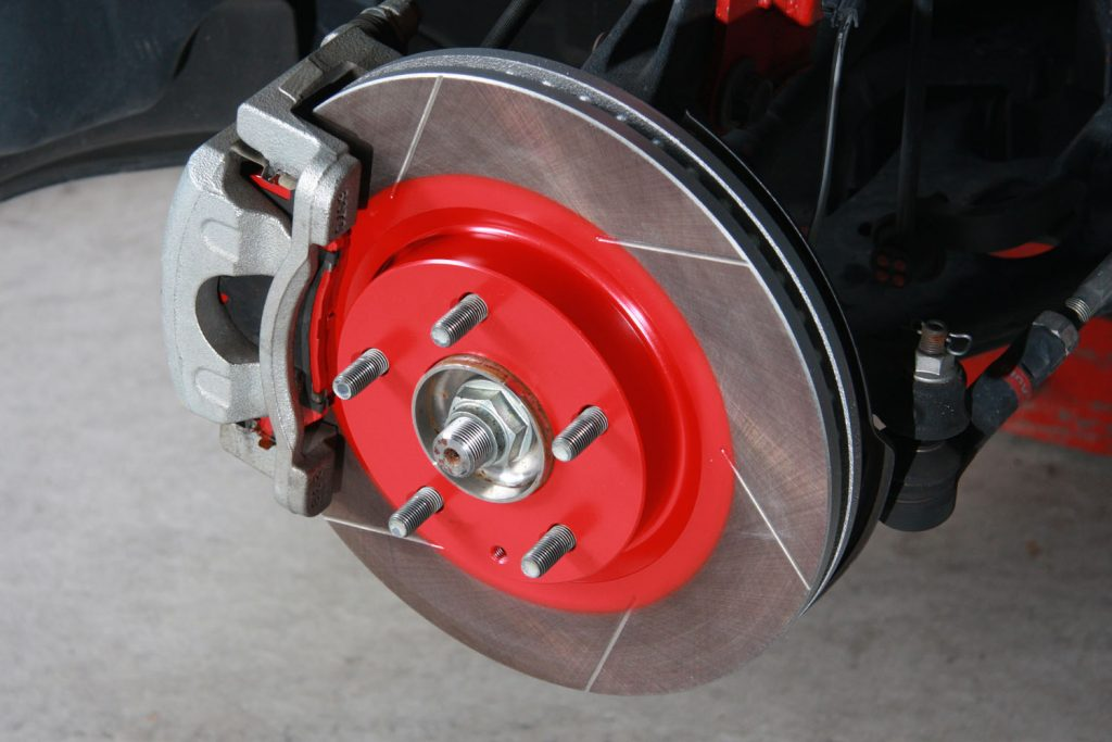 【AutoExe】熱による歪みや耐フェード性・耐クラック性に強みを発揮【ストリートブレーキローター(SE3P/FD3S/NA〜ND系/BL・BK系)】 -