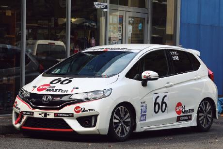 KR&TREND KASAMA RACING SERVICE:ホンダ1.5チャレンジカップ参戦車両