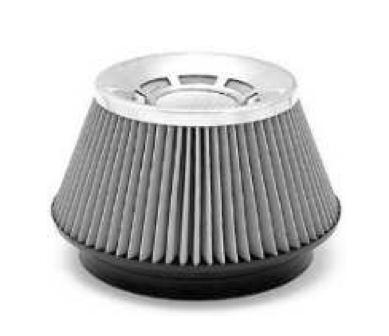 【BLITZ】マトリクス構造のメッシュ採用で高い集塵効果と吸入効率をアップ【CORE TYPE AIR CLEANER(NDERC)】