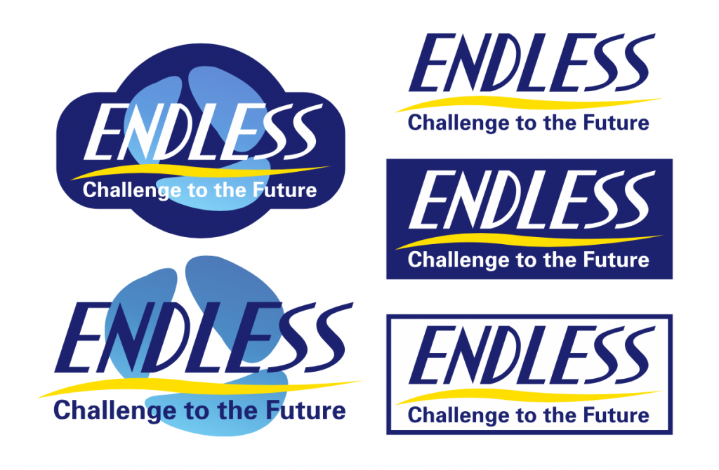 ENDLESSが新ロゴを発表 〜Challenge to the Future〜