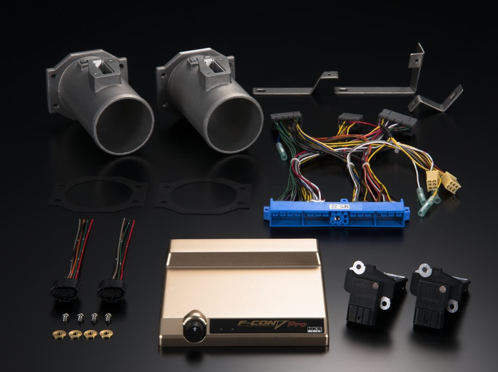 【HKS・RB26 FULL CONTROL SYSTEM】第2世代スカイラインGT-R適合パワーライター店限定パーツ -