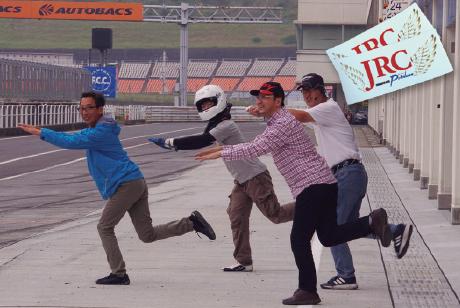 熟年層の顧客クラブチーム『JRC』を結成