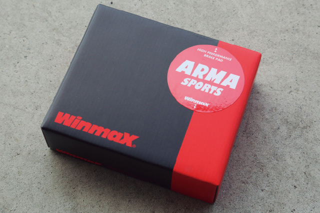 ARMA SPORTS AP3パッド