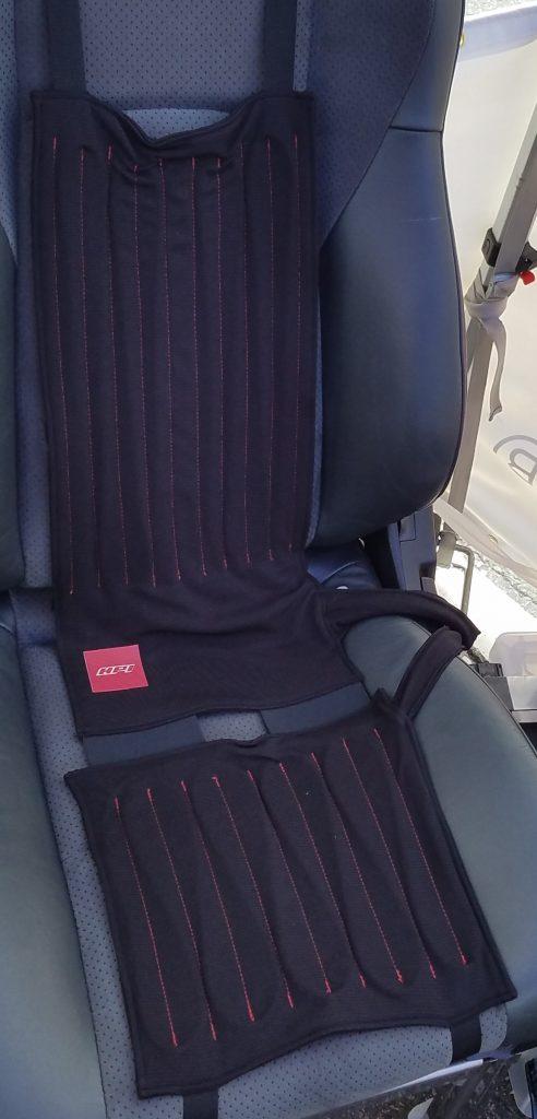 [HPI]シートから身体を冷却できるCOOL SEAT&BOTTLEタイプフルセット