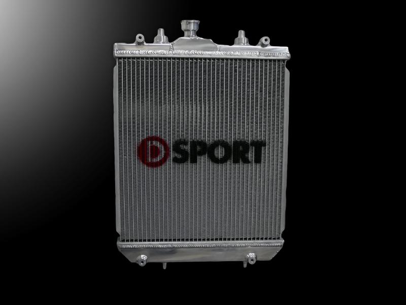 [D-SPORT]スーパークーリングラジエター(L880K/LA400K)