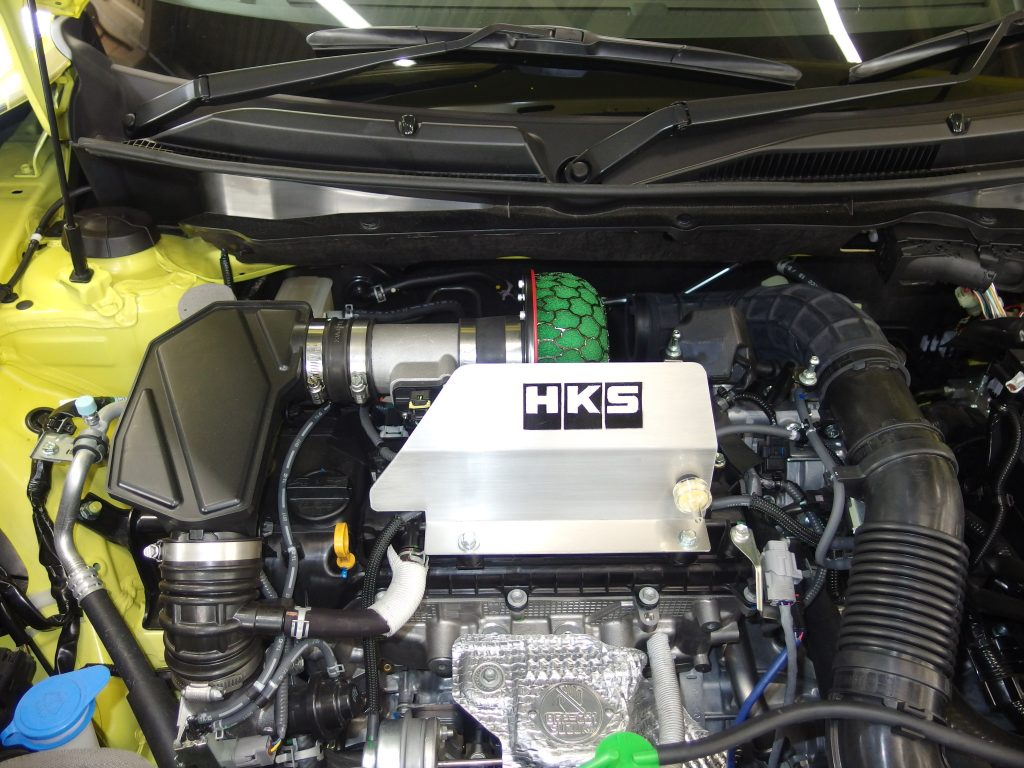 [HKS] スーパーパワーフロー(ZC33S)