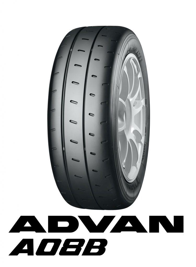 ADVAN A08Bに245/40R18サイズが登場