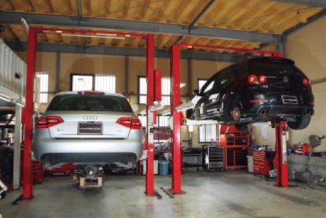 Garage NAZDS
