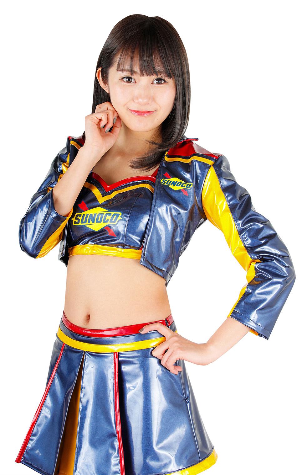2019年シーズンを彩る新SUNOCOイメージガール後藤佑紀さん