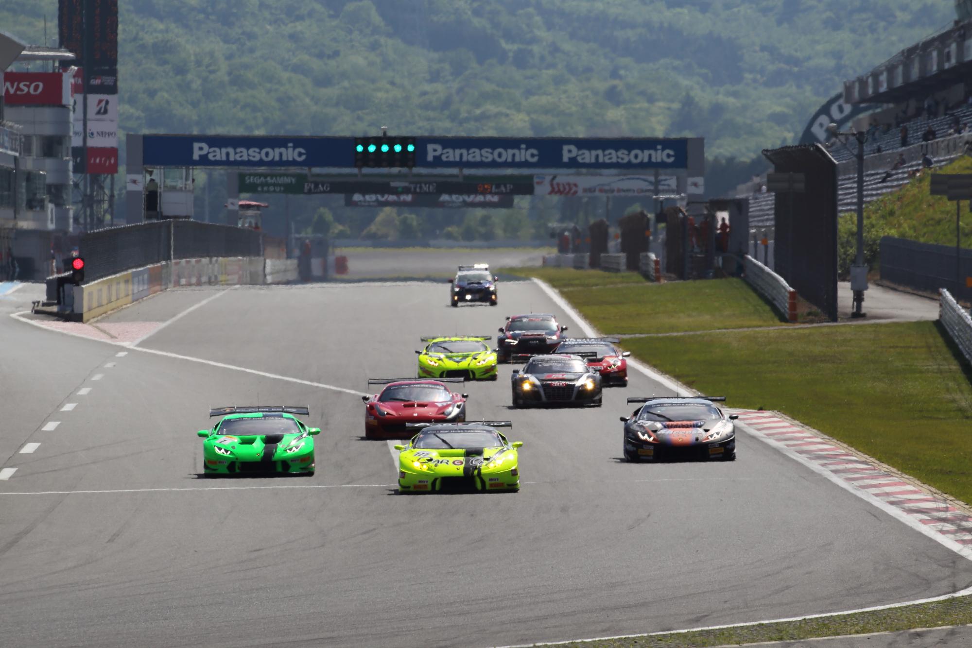 賞金総額1億円! 誰もが輝ける&チャンスが広がるレースが始まる【FUSION COIN SUPER CAR RACE SERIES】