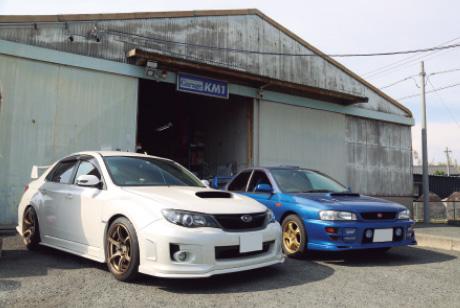 Garage KM1