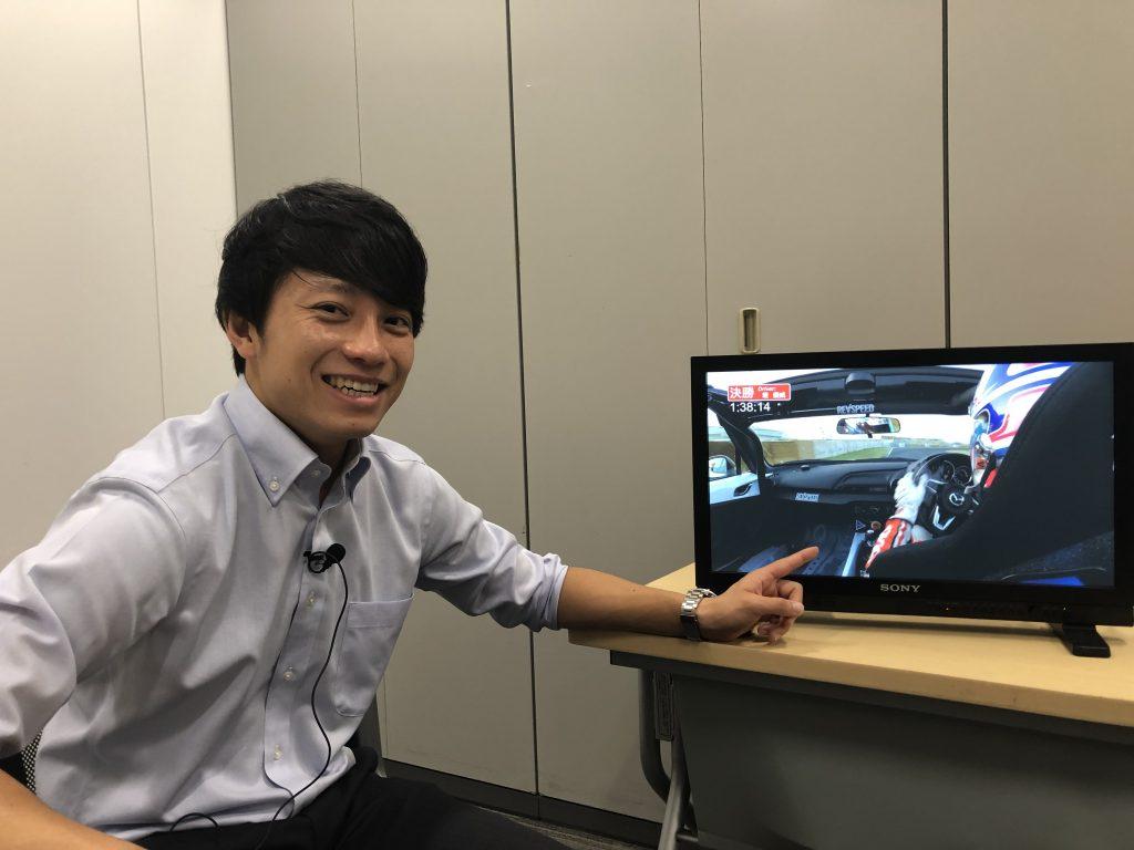 メディア対抗ロードスターレースでのポールポジション車載から堤 優威選手がドラテクを解説