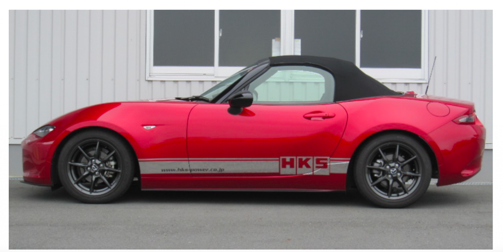 HKS MAX Ⅳ GT 20 SPEC(ND5RC/NDERC/ZC33S)
