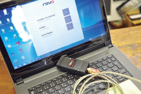 REVOとデジタルスピードでECUは何でも対応!!