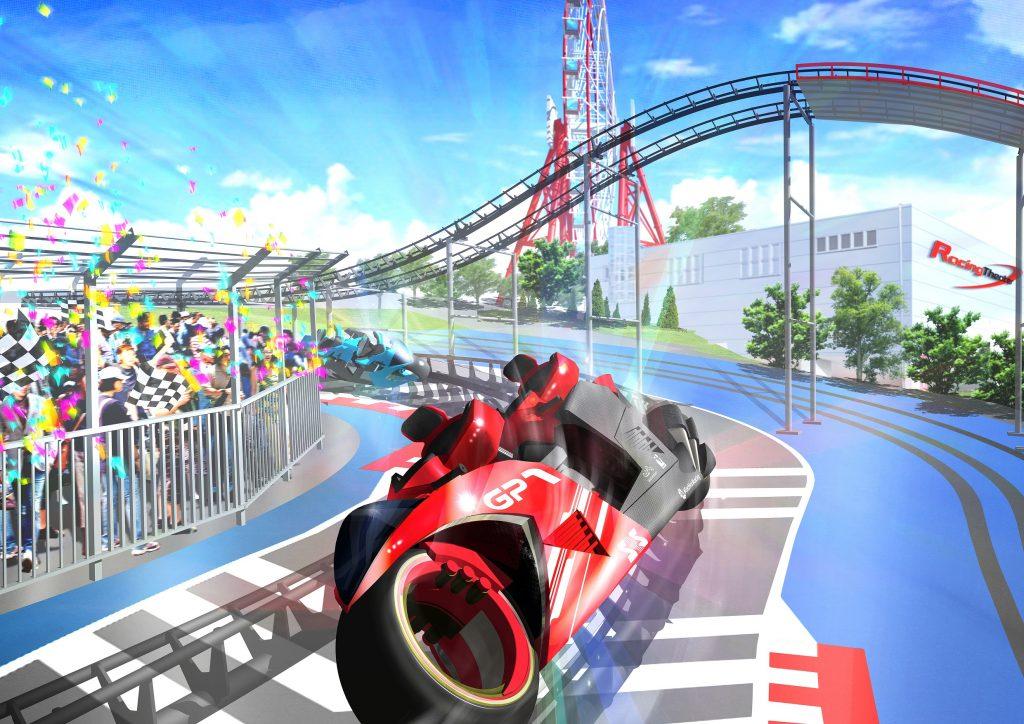 鈴鹿サーキットに体験したいふたつの新アトラクションが登場『GP RACERS/KART ATTACKER』