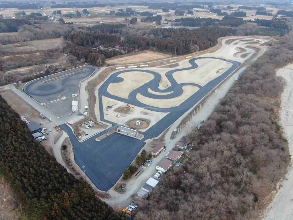 【サンライズサーキット】那須にマルチユースの新サーキットがオープン