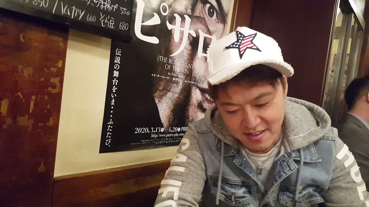 REVSPEEDつかポンの取材日記『3月25〜26日佐々木雅弘選手との重要な打ち合わせ』
