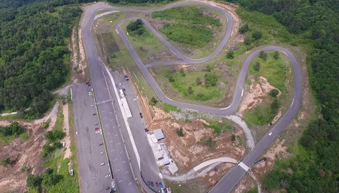青森スピードパークが今シーズンの走行を開始『青森スピードパーク営業情報』