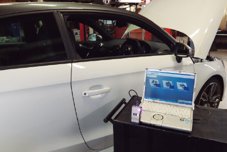 >RACINGLINE OEM+ソフトウェア北海道で唯一インストール可能!