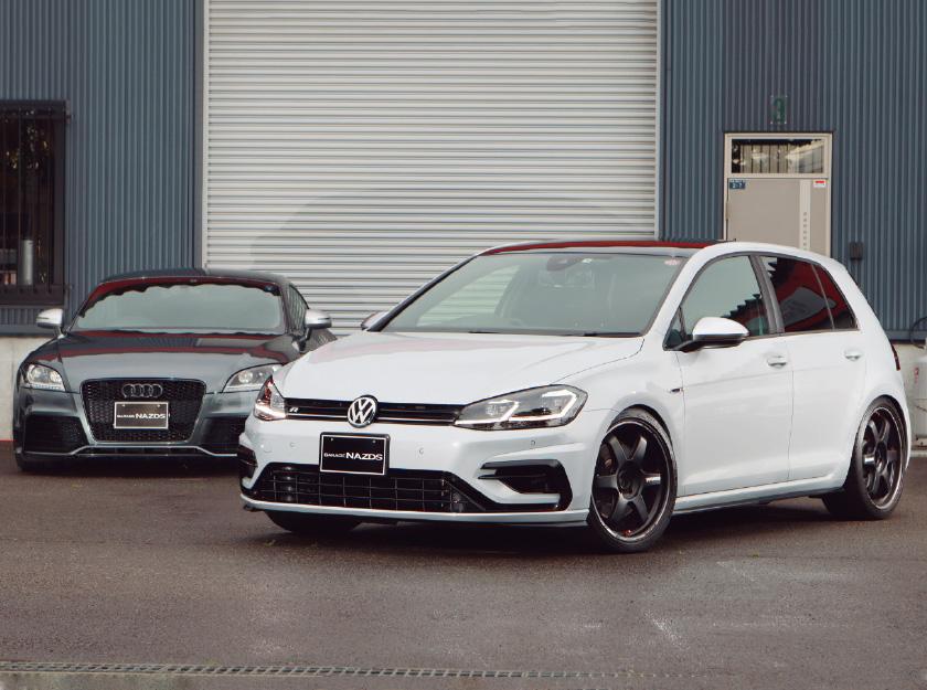 オイル交換から修理、車検、チューニングなど Audi・VWのことならすべて安心してお任せ!