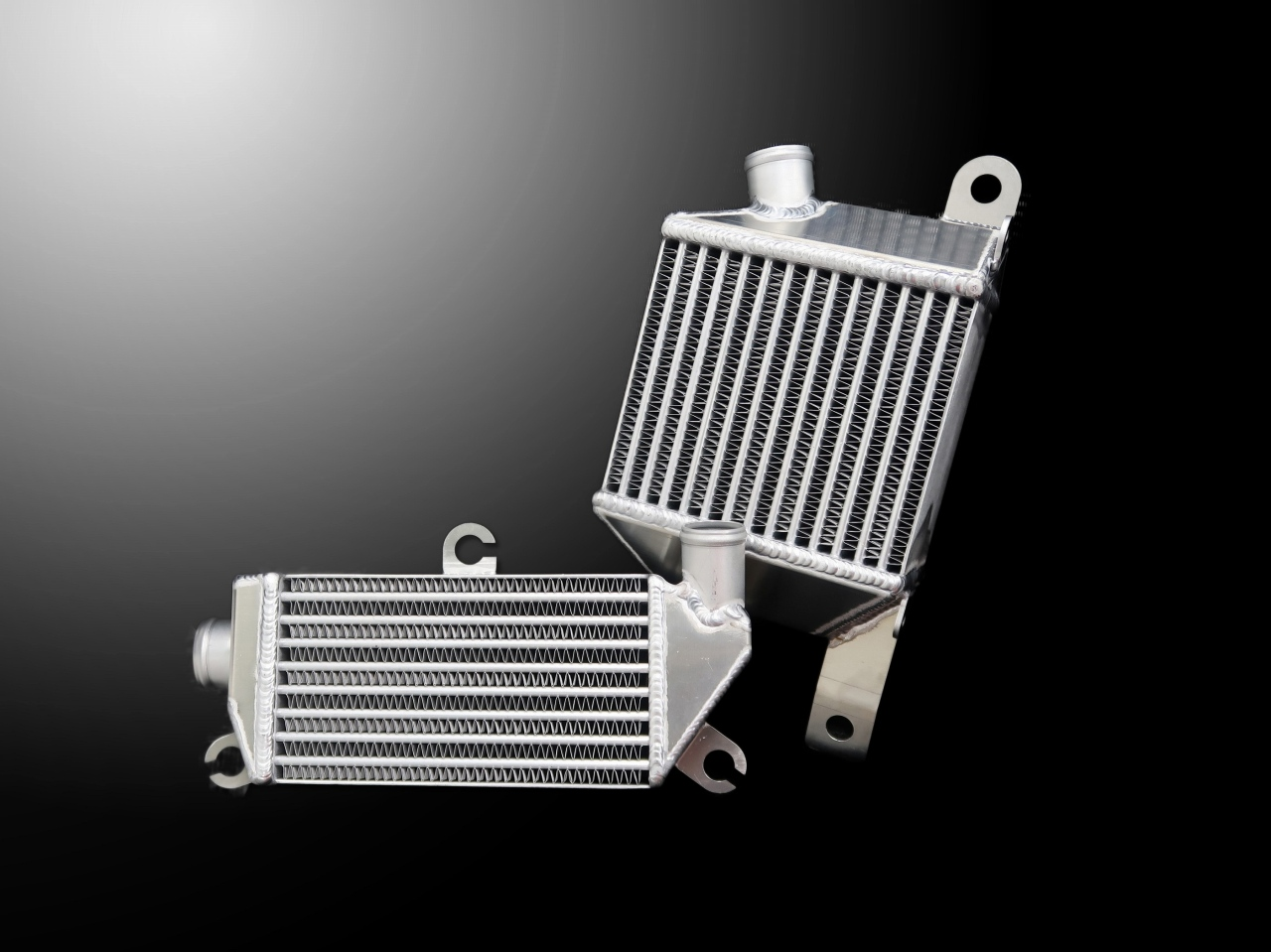 D-SPORT  Racing  Intercooler for L880K ・LA400K/ A