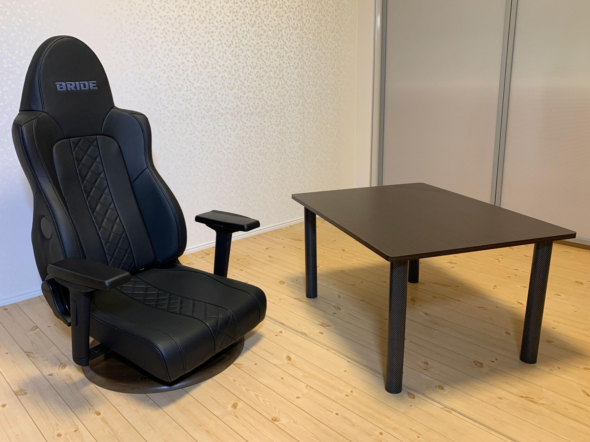 ブリッドのシートを座椅子にできるアタッチメント【ZASITZ】