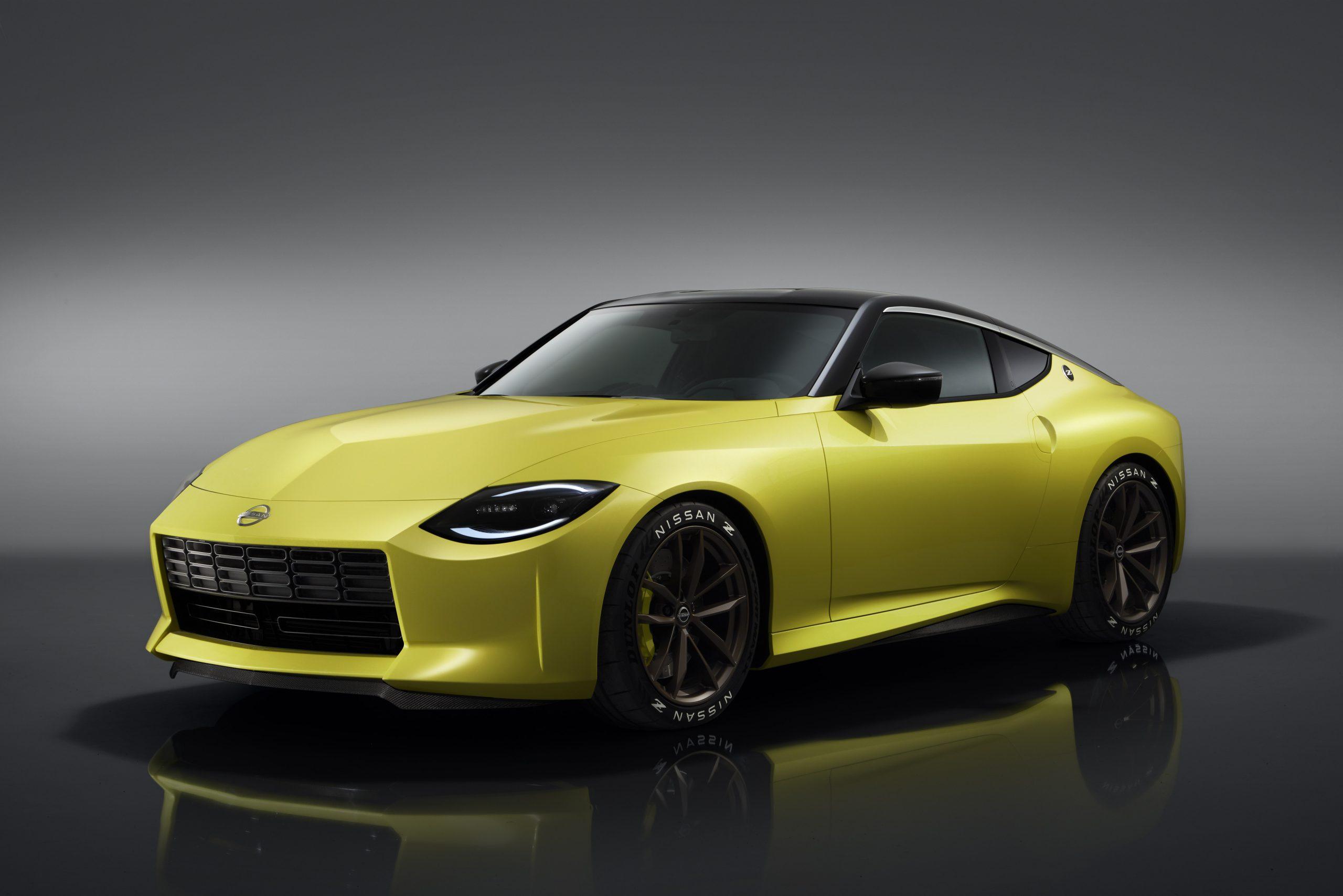 V6ツインターボに6速MT。スペックだけでも期待大『次期フェアレディZのプロトモデル発表』