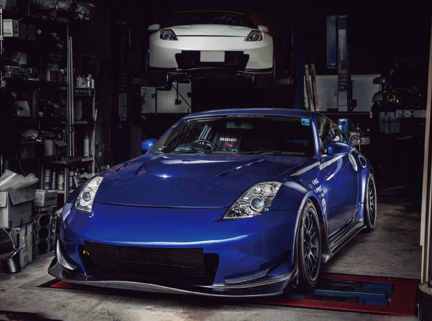 タイヤは標準的なハイグリップ、265幅の4本通しを薦める