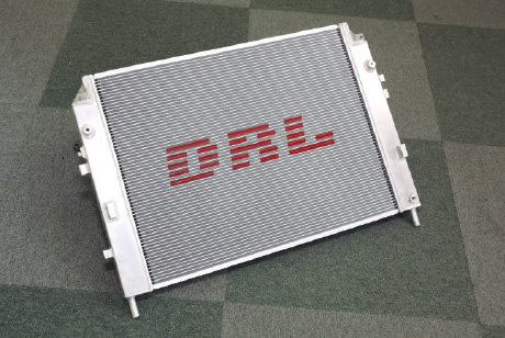 ラジエーターは、容量より 確実な冷却力が肝心
