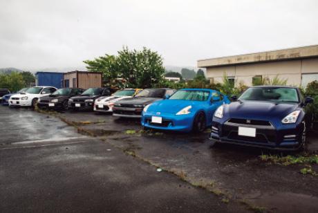 CarFactory RoadandSky