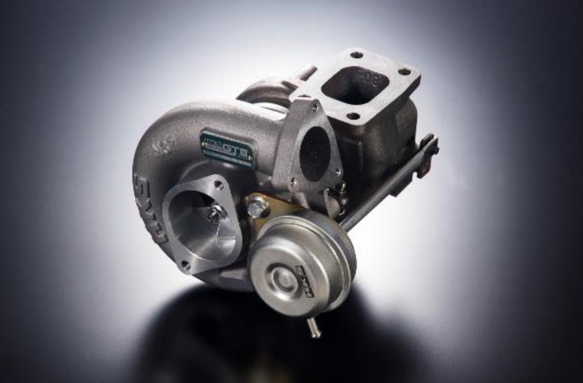 SR20DET用GTⅢ-RSスポーツタービンキットに、A/R 0.60に絞ったターボハウジング仕様を設定