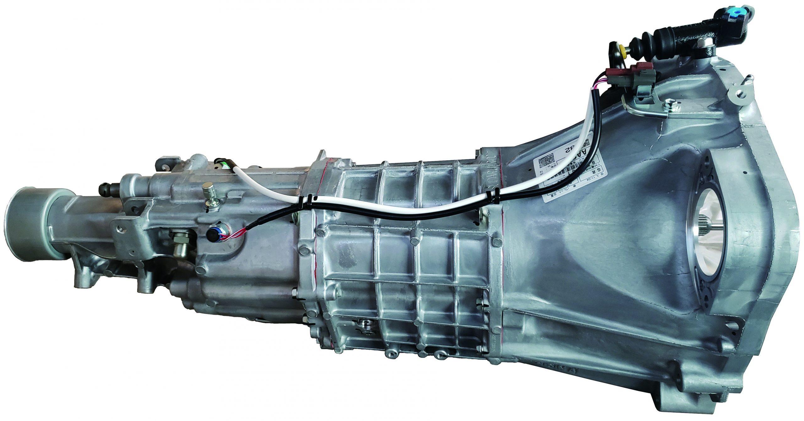 HPI『86/BRZ用強化6速トランスミッション』
