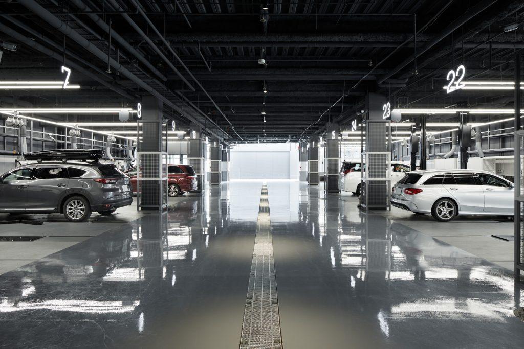 オートバックスセブン直営旗艦店「APIT AUTOBACS SHINONOME」がメカニックを募集中 - APIT_030